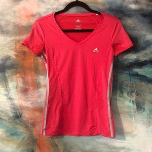 Adidas climacool workout tshirt